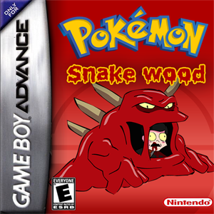 Pokemon Snakewood Box Art