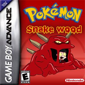 Pokemon Snakewood Box Art