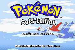 Pokemon Sovereign of the Skies Screenshot