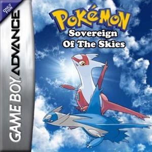 Pokemon Sovereign of the Skies Box Art