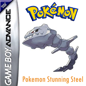 Pokemon Stunning Steel Box Art