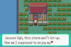 Pokemon Summer Splash Screenshot