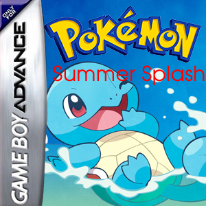 Pokemon Summer Splash Box Art