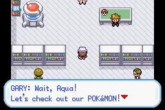 Pokemon Super Fire Red Screenshot