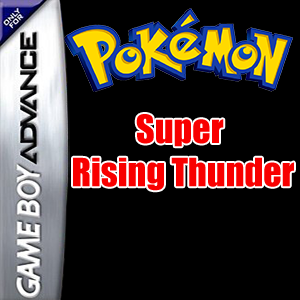 Pokemon Super Rising Thunder Box Art