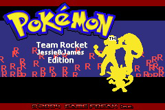 Pokemon Team Rocket Jessie & James Edition Screenshot