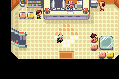 Pokemon Theta Emerald Screenshot