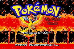 Pokemon Third Element Screenshot
