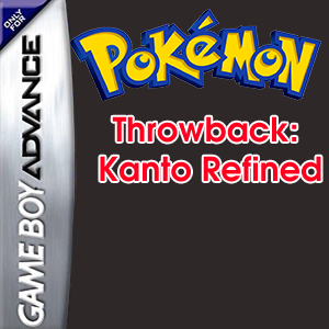 Pokemon Throwback: Kanto, Your Way Box Art