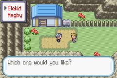 Pokemon Timeless Artifact Screenshot