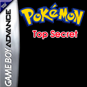 Pokemon Top Secret Box Art