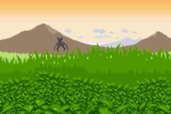Pokemon Triángulo Origen Screenshot