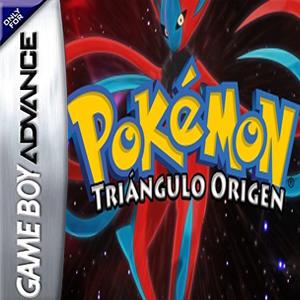 Pokemon Triángulo Origen Box Art