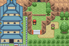 Pokemon Turquoise Screenshot