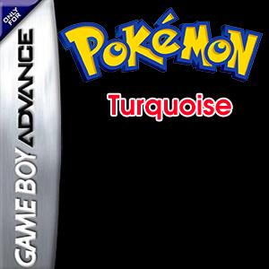 Pokemon Turquoise Box Art