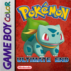 Pokemon Ultimate End Box Art