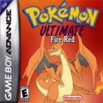 Pokemon Ultimate Mega Fire Red