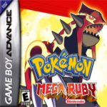 Pokemon Ultimate Mega Ruby