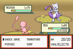 Pokemon Ultra Violet Screenshot