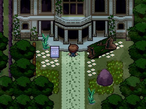 Pokemon Uranium Screenshot