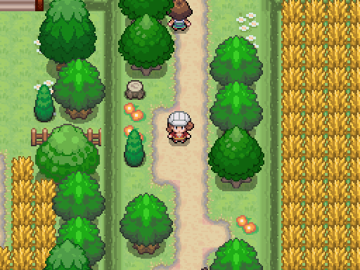 Pokemon Uranium Screenshot