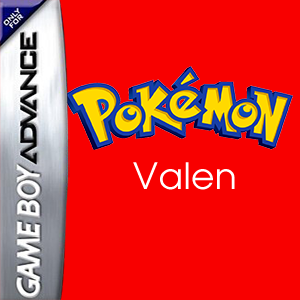 Pokemon Valen Box Art