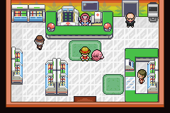 Pokemon Verde Hierba Screenshot