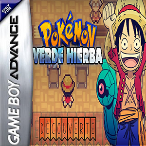 Pokemon Verde Hierba Box Art