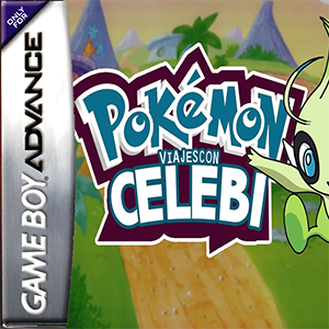 Pokemon Viajes Con Celebi Box Art