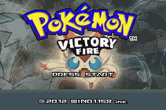 Pokemon Victory Fire Screenshot