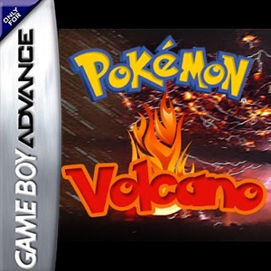 Pokemon Volcano Box Art