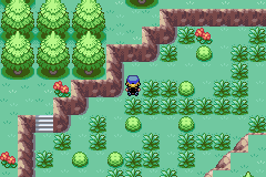Pokemon Warped Screenshot