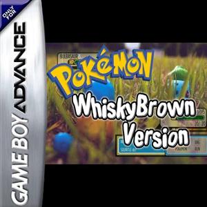 Pokemon Whisky Brown Box Art