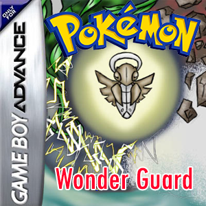 Pokemon Wonder Guard Box Art