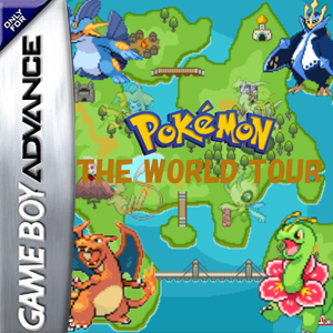 Pokemon World Tour Box Art