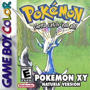 Pokemon XY: Naturia Box Art