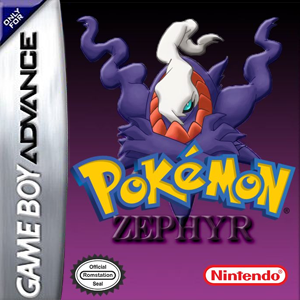 Pokemon Zephyr Box Art