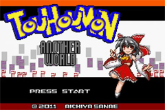 Touhoumon Another World Screenshot
