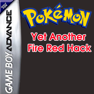 Yet Another Fire Red Hack Box Art