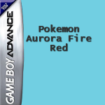 Pokemon Aurora Fire Red