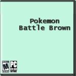 Pokemon Battle Brown