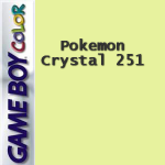 Pokemon Crystal 251
