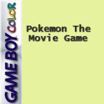 Pokemon The Movie Game