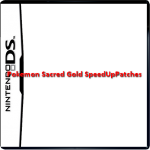 Pokemon Sacred Gold SpeedUpPatches