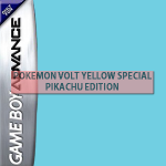 Pokemon Volt Yellow: Special Pikachu Edition