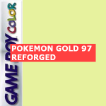 Pokemon Gold 97: Reforged