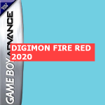 Digimon Fire Red 2020