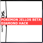 Pokemon Jello's Beta Diamond Hack