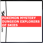 Pokemon Mystery Dungeon Explorers Of Skies