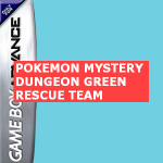 Pokemon Mystery Dungeon Green Rescue Team